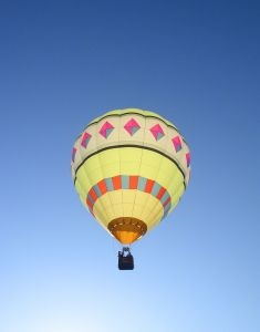 hot air balloon tours and trips