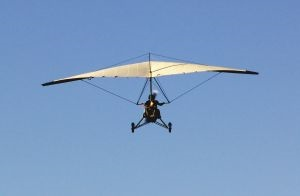 learn to fly an ultralight